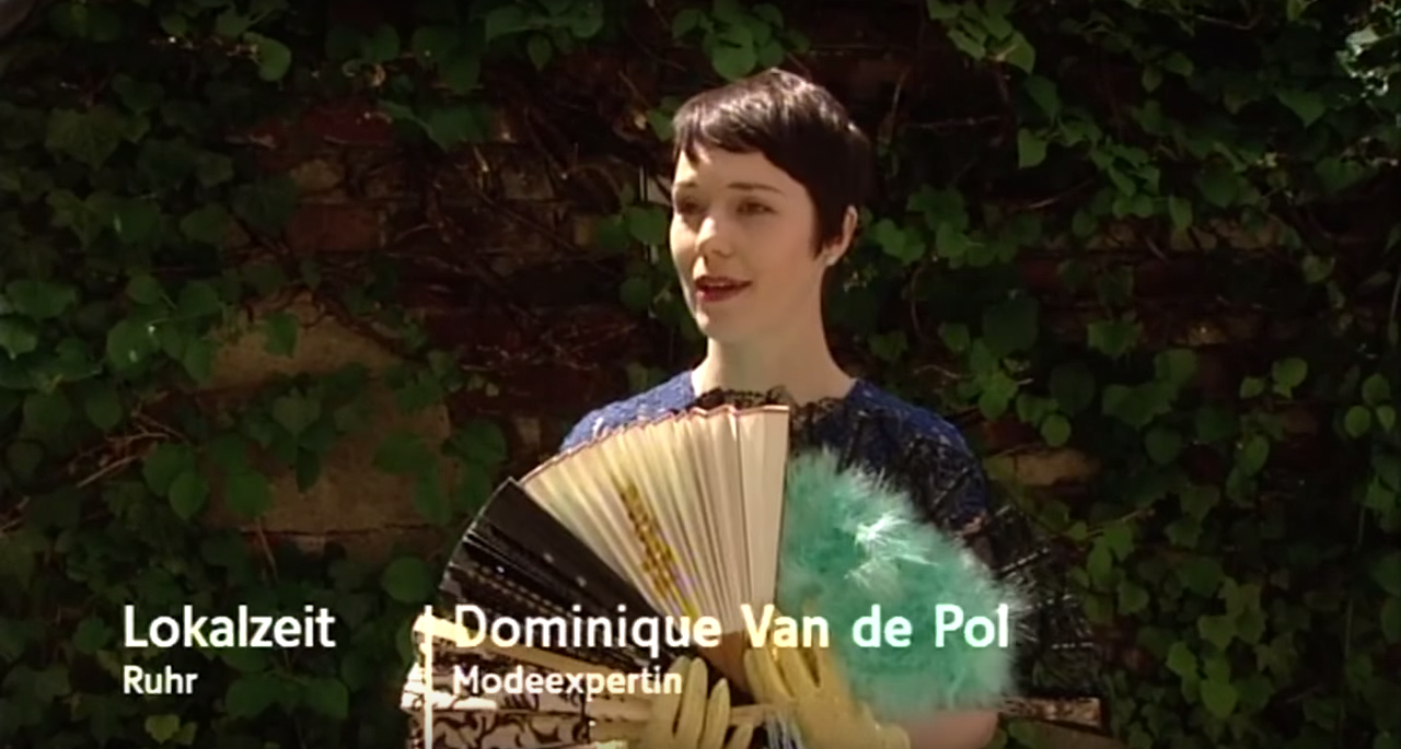 Die Modeexpertin